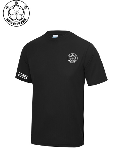 WCKUK Mens Black Training Shirt